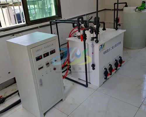黔南电解复合二氧化氯发生器厂家