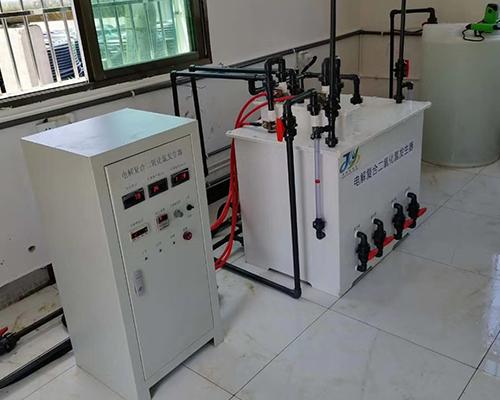电解复合二氧化氯发生器厂家