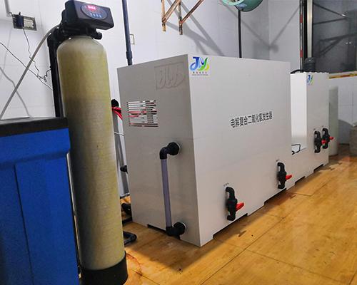 贵阳电解二氧化氯发生器